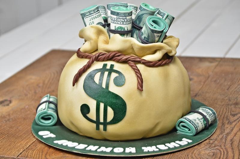 торт для мужа дом с деньгами фото стилистику раритетные